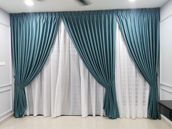 Reenex Curtain Design Day & Night Curtain H13