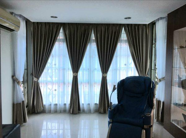 Reenex Curtain Design Day & Night Curtain H3