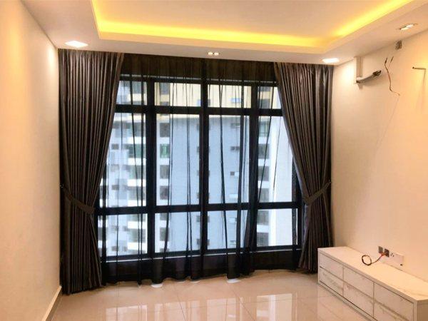 Reenex Curtain Design Day & Night Curtain H4