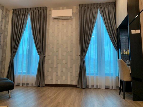 Reenex Curtain Design Day & Night Curtain H5