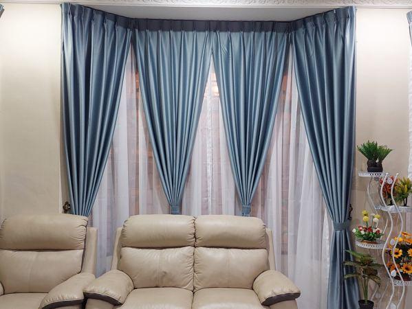 Reenex Curtain Design Day & Night Curtain M10