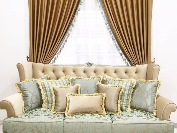 Reenex Curtain Design Day & Night Curtain M2