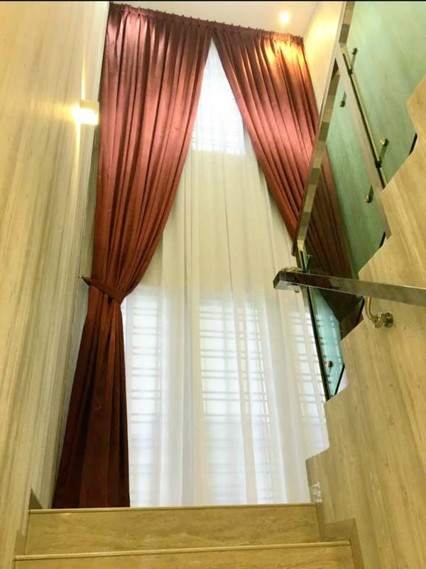 Reenex Curtain Design Day & Night Curtain V11