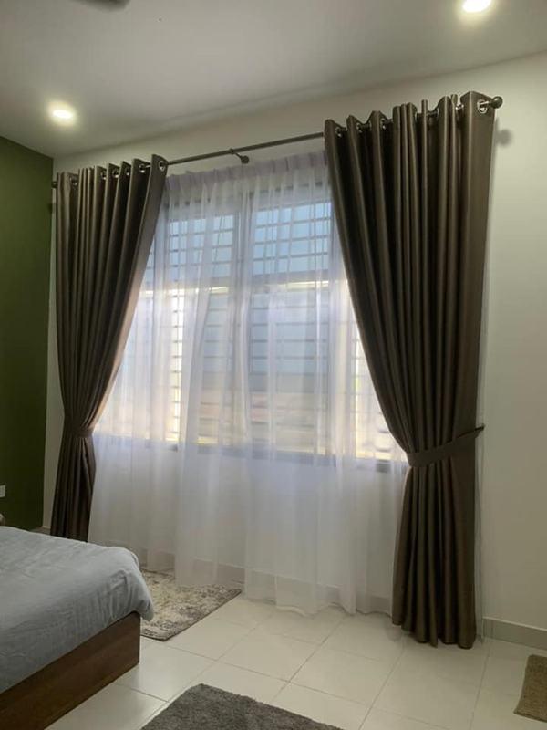 Reenex Curtain Design Day & Night Curtain V14