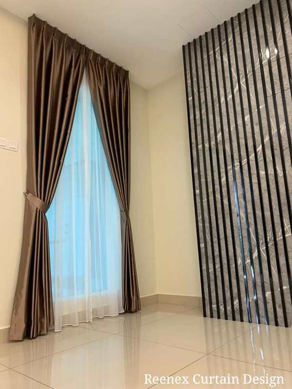 Reenex Curtain Design Day & Night Curtain V3