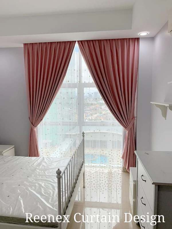 Reenex Curtain Design Day & Night Curtain V5