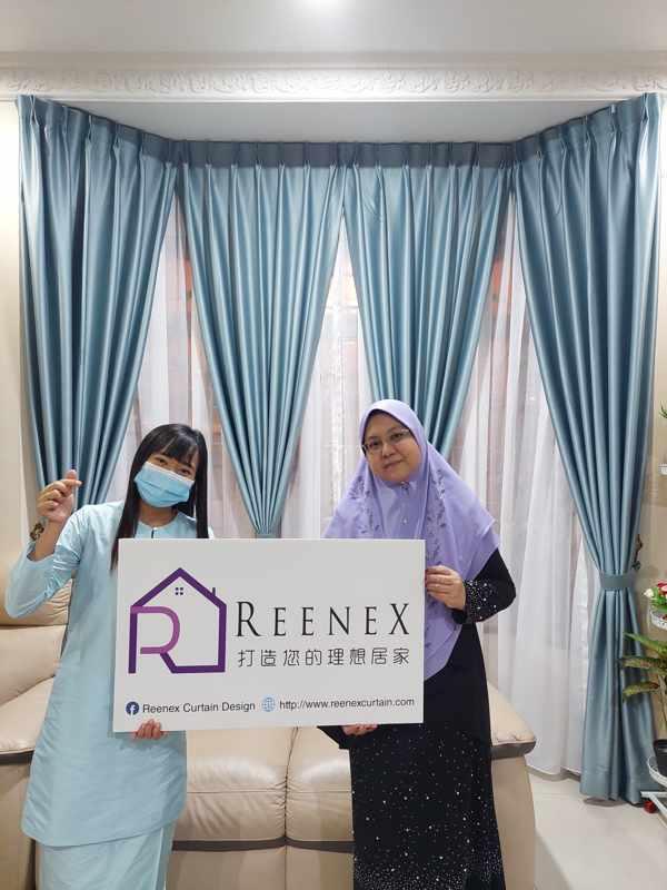 Reenex Curtain Design JB Happy Customer 4