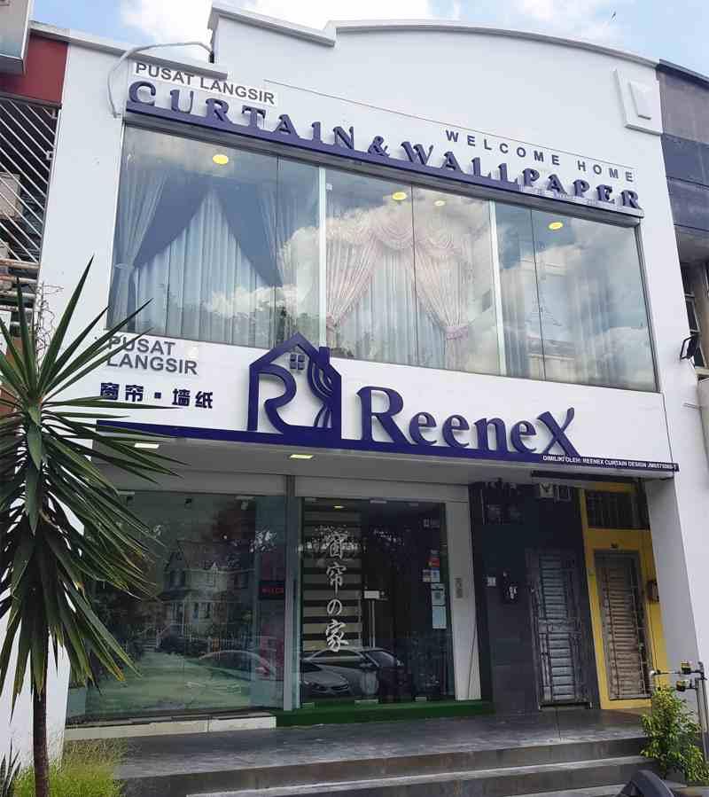 Reenex Curtain Design Shop
