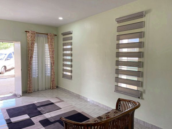Reenex Curtain Design Zebra Blinds H3