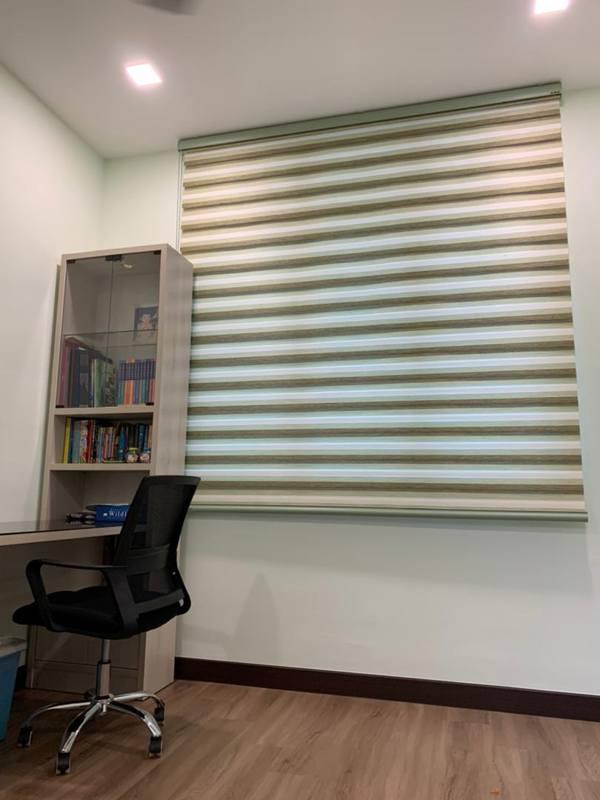 Reenex Curtain Design Zebra Blinds V3